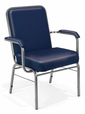 Big and Tall Office Chair 500 Lbs. Capacity - Vinyl - OFM - 300-XL-VAM