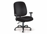 Big and Tall Office Chair with Arms - OFM - 700-AA6