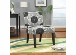 Big Flowers Accent Chair  - 902050