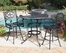 Biscayne 3-Piece Bistro Set in Black - Home Styles - 5554-359