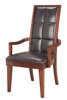 Biscuit Back Arm Chair - Hudson Dining - Modus Furniture - HD6167