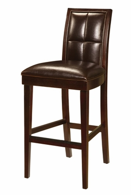Biscuit Back Bar Stool - Hudson Dining - Modus Furniture - HD2968