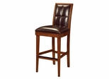 Biscuit Back Bar Stool - Hudson Dining - Modus Furniture - HD6168