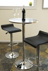 Bistro Bar Table and Ale Barstools Set - BISTRO-ALE