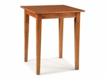 Bistro Table in Cottage Oak - Arts and Crafts - 5180-35
