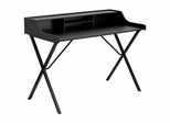 Black Computer Desk - NAN-2124-GG
