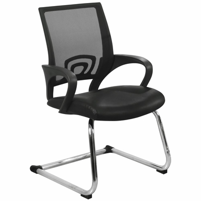 Black Conference Office Chair - LumiSource - OFC-CONF-BK
