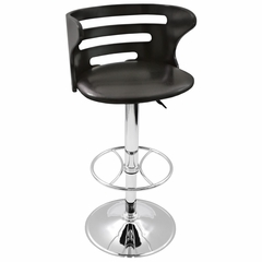 Black Cosi Barstool - LumiSource - BS-JY-COSI-BK