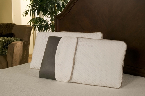 Black Diamond King Size Euro Pillow