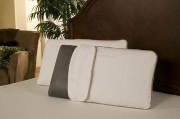 Black Diamond Queen Size Euro Pillow