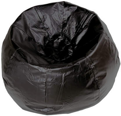 Black Round Bean Bag