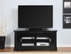 Black TV Stand with Sliding Doors - Altra Industries - 1175196