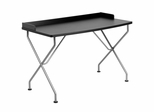 Black Writing Desk - NAN-JN-2116-BK-GG