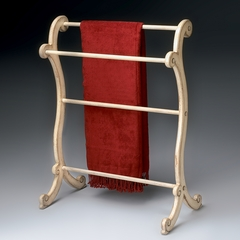 Blanket Rack in Parchment - Butler Furniture - BT-1934134