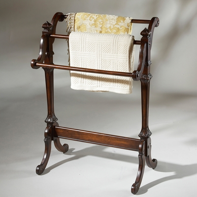 Blanket Stand in Plantation Cherry - Butler Furniture - BT-1910024