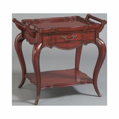 Blaze Accent Tray Table - Pulaski