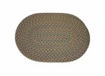 Blossom Moonstone Braided Rugs - Rhody Rug