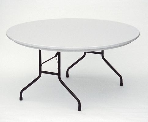 Blow Molded Fixed Height Folding Table 60