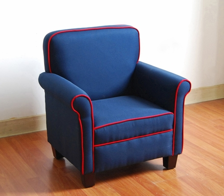 Blue Field Kid Chair - Blue Field - 10063