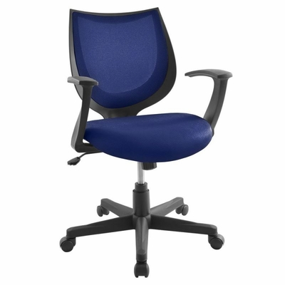 Blue Viper Office Chair - LumiSource - OFC-VPR-BU