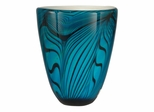 Blue Wave Vase - Dale Tiffany