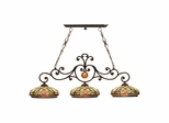 Boehme 3-Light Hanging Fixture - Dale Tiffany