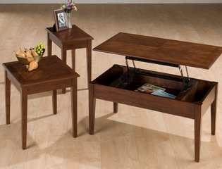 Boise Brown Cherry 3 Pack Table Set - 109