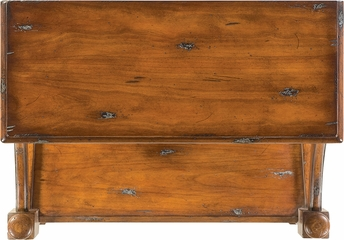 Book Table in Old World Cherry - Butler Furniture - BT-1566102