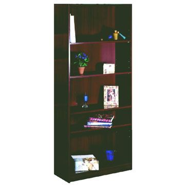 Bookcase - 5 Shelf Bookcase - Nexera Furniture - 254