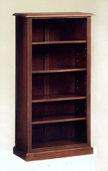 Bookcase DMI - 60 Inch Bookcase - Traditional Office Furniture - 7350-160