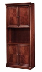 Bookcase DMI - Four Door Bookcase - Executive Office Furniture / Home Office Furniture - 7845-06