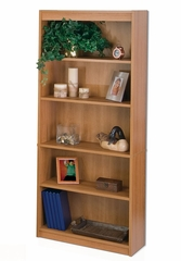 Bookcase in Cappuccino Cherry - Bestar Office Furniture - 65715-68