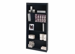 Bookcase in Charcoal - Bestar Office Furniture - 65715-67