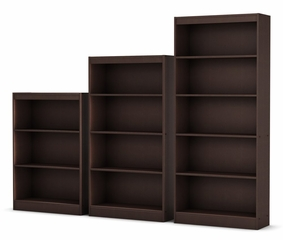 Bookcase in Chocolate - South Shore Furniture - 7259766