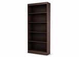 Bookcase in Chocolate - South Shore Furniture - 7259768