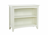 Bookcase in Ivory - Shaker Cottage - Alaterre - ASCA07IV