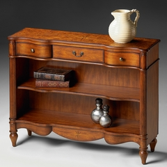 Bookcase in Olive Ash Burl - Butler Furniture - BT-1654101