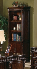 Bookcase in Rich Brown - Coaster