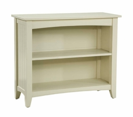 Bookcase in Sand - Shaker Cottage - Alaterre - ASCA07SA
