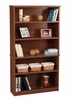 Bookcase in Tuscany Brown - Elite - Bestar Office Furniture - 68700-63