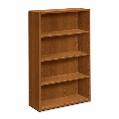 Bookcase - Medium Oak - HON10654MM