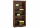 Bookcase - Open Library in Classic Cherry - South Shore Furniture - 7368502