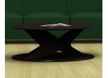 Boomerang 42 Inch Coffee Table - Nexera Furniture - 540717