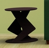 Boomerang End Table - Nexera Furniture - 540817