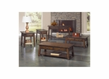 Boone Accent Table 5 Piece Set - Largo - LARGO-WG-BOONE-TABLE-SET