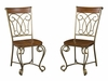 Bordbeaux Dining Chair (Set of 2) in Birch - Home Styles - 5052-802
