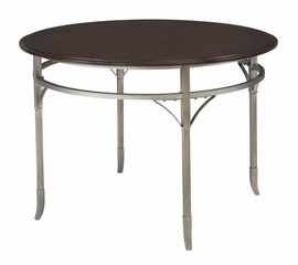 Bordbeaux Round Dining Table in Birch - Home Styles - 5052-30