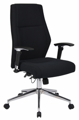 Boss Contemporary Executive Task Chair in Black - B767-BK
