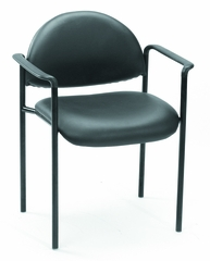Boss Diamond Stacking In Black Caressoft - B9501-CS