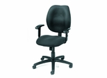 Boss Ergonomic Office Chair in Black - B1014-BK